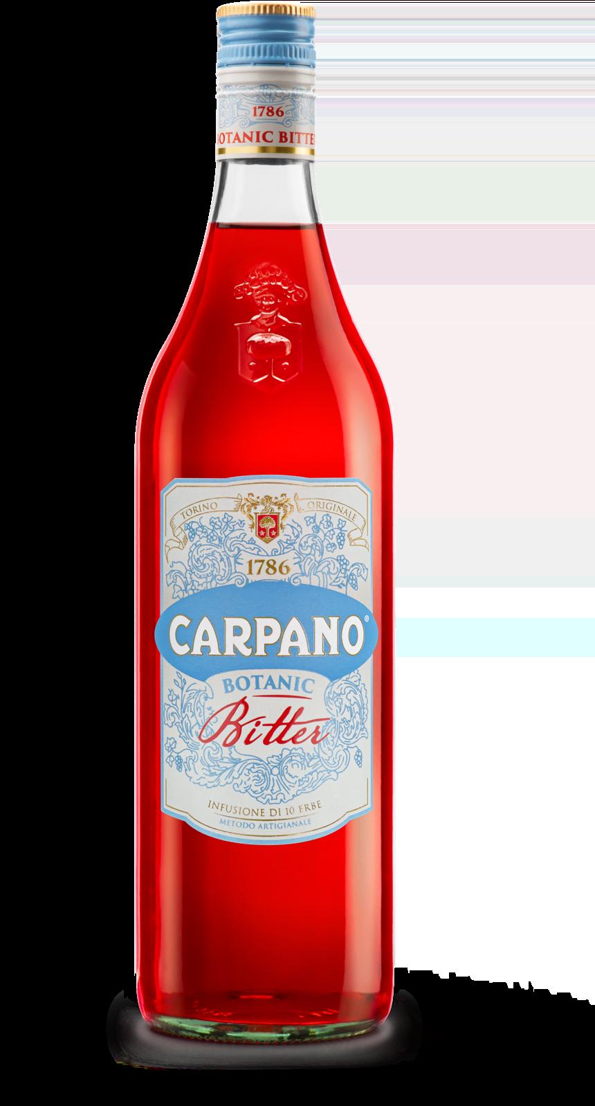 bottle carpano